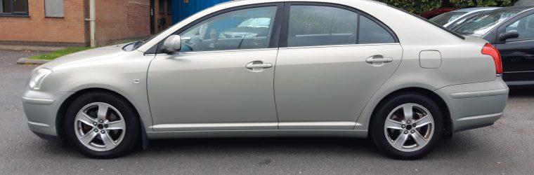 Toyota Avensis 1.8 2005