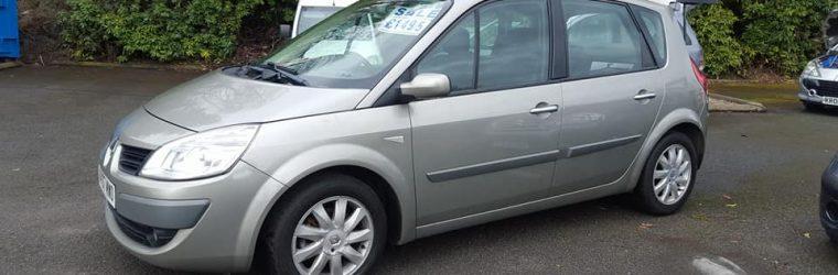 Renault Megane Scenic 1.6