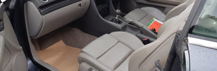 Audi A4 2.5 TDI v6 Sports Cabriolet