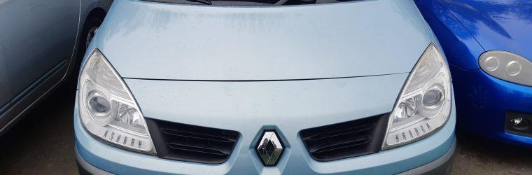 Renault Megane Scenic Dynamic Auto