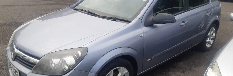 Vauxhall Astra sxi 1.7 Diesel